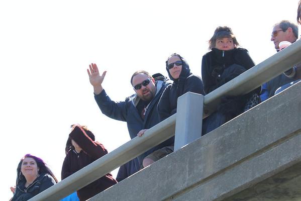 Bridgewater Raft Race, 2012