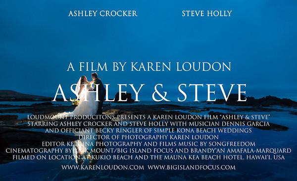 Ashley & Steve