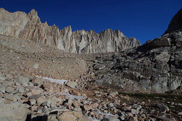 Mt. Whitney - August 1, 2009