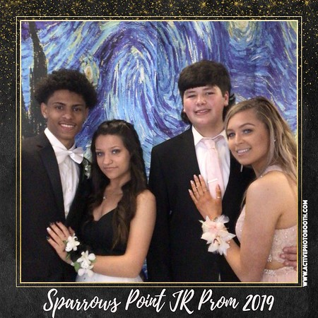 Sparrows Point JR Prom