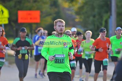 Downtown Rochester - 2012 Brooksie Way Half Marathon
