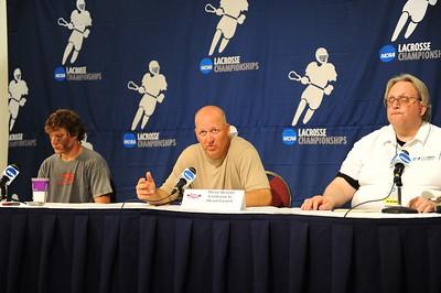 Cortland Post-Game Press Conference