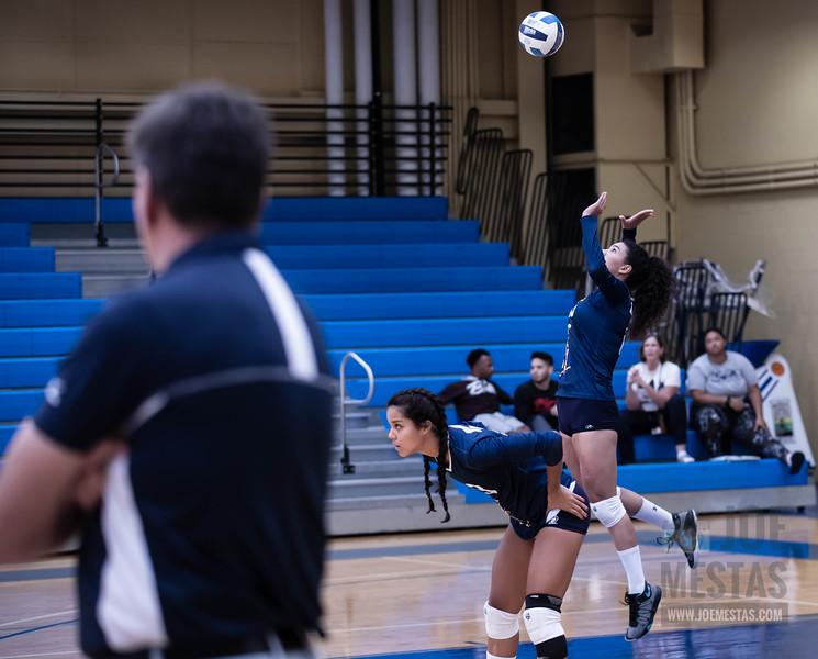 St Petersburg College vs Broward College Women's Volleyball