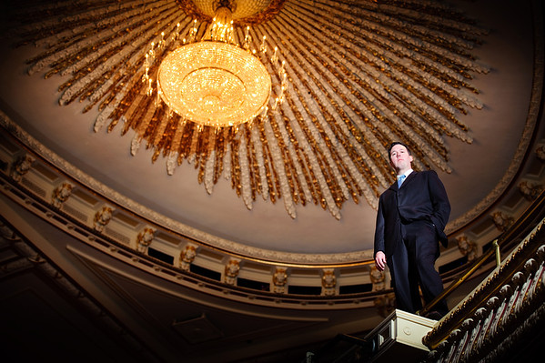 Capitol Theatre Portraits