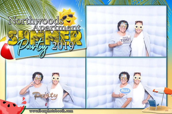 Northwood Apartments Summer Party 2019