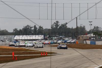 RACE STARTS SAT\GREEN SPRINT 1