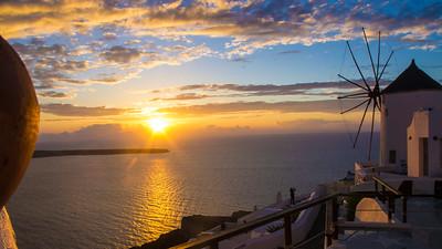 Santorini - Wherever I Wander