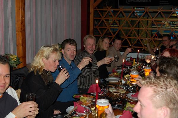 Crew Party Zaandam 2005
