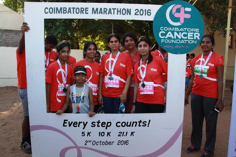 Coimbatore Marathon 2016 - 5K