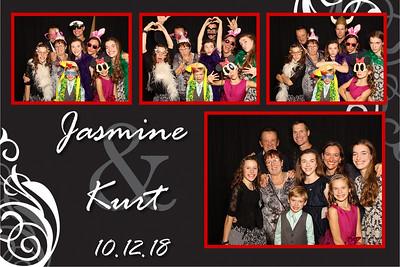 Jasmine & Kurt