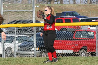 Dunbar Softball 2009