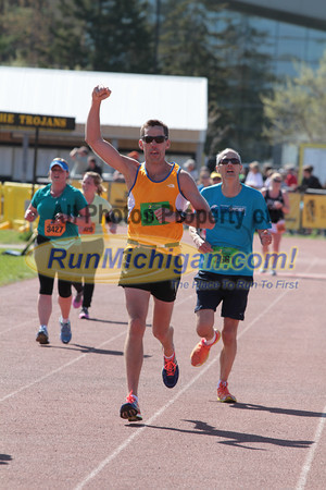 Marathon Finish Gallery 2 - 2014 TC Track Club Bayshore Marathon