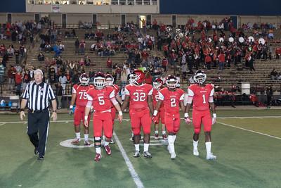 LHS vs Deer Creek  Football