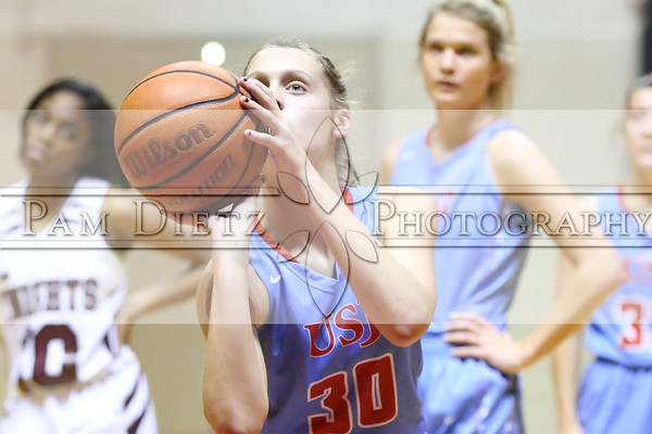 USJ v Sacred Heart girls bb 1-22-19