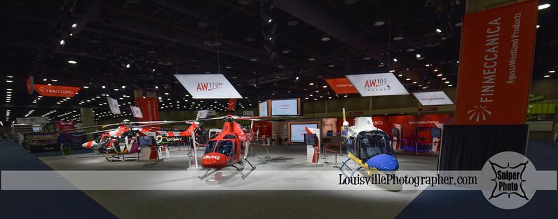 Louisville Trade Show Photographer - HAI Heli Expo - Finmeccanica-3.jpg