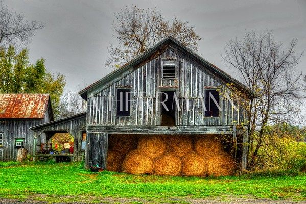 Barns of the North Country