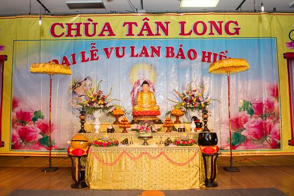 Aug 27 2017 Le Vu Lan Chua Tan Long