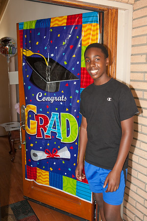 Ownes Graduation Celebration 2016