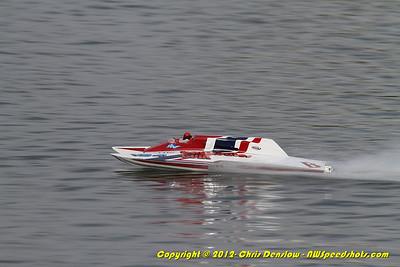 2012 R/CU Atomic Cup Testing