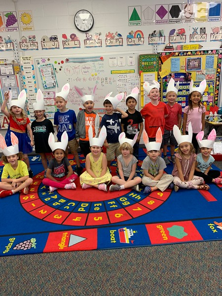 Lucas Kindergarten | Mrs Lacy