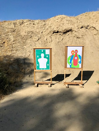 Shooting on the Range - 10/20/18
