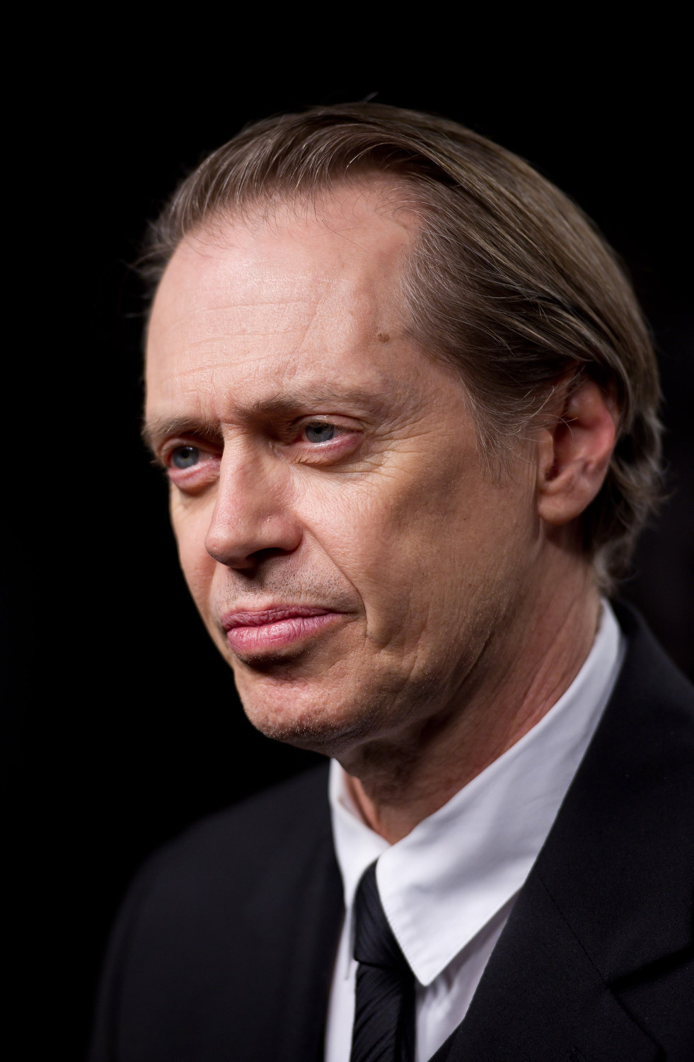 . The 2013 Golden Globe Awards Nominations were announced on December 13, 2012 in Los Angeles, California.  Tina Fey and Amy Poehler will co-host the Golden Globes awards on January 13, 2013 with actress Jodie Foster receiving the Cecil B. DeMille Award. LONDON, ENGLAND - FEBRUARY 04:  Steve Buscemi attends the launch of the Sky Atlantic channel at the Sky pop-up venue on February 4, 2011 in London, England.  (Photo by Ian Gavan/Getty Images)