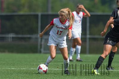 Rutgers Women v Vanderbilt 08-24-2014