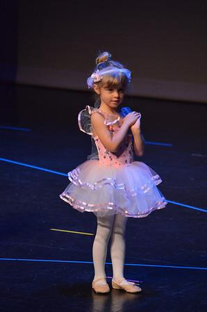 Keeley's 1st Dance Recital