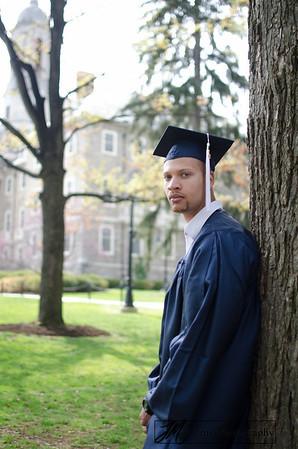 Chris Senior Portrait