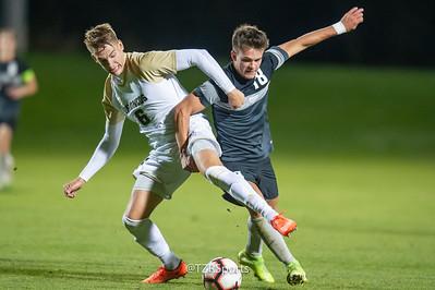 OU Men's Soccer vs. Western Michigan 10/9/2019