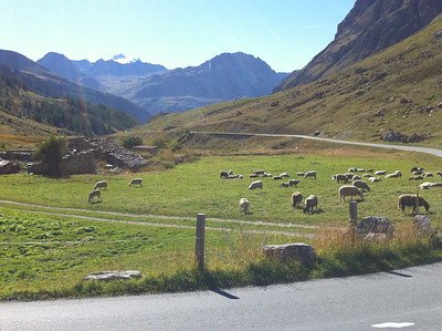 Val d'Isere and Col d'Isere (73) Alps