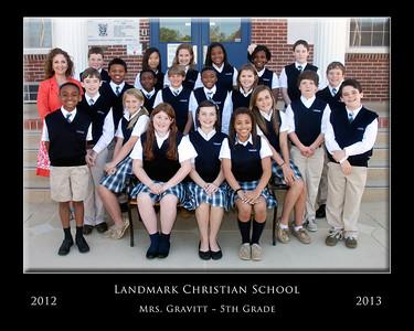 Fairburn Elementary Class Photos 2013