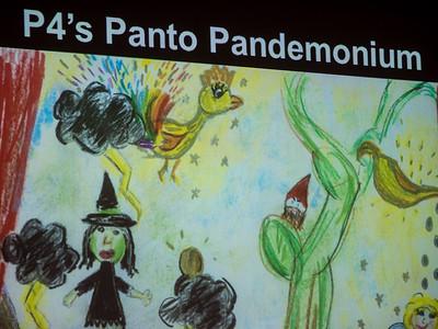 Panto Pandemonium 2012