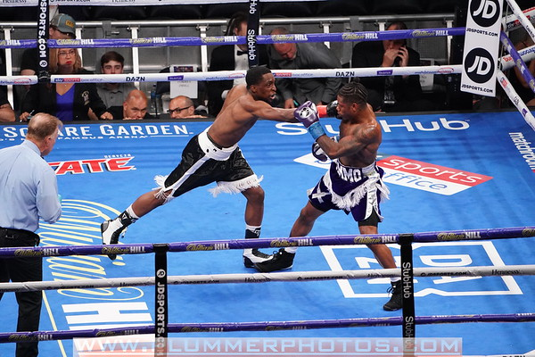 Austin Williams Defeats. Quadeer Jenkins by TKO