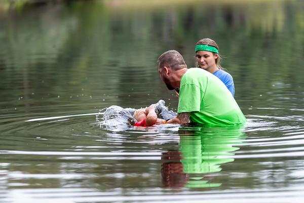 Camp Connexion Baptisms 2020