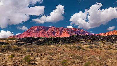 2020-09-30 Sunset at Black Desert