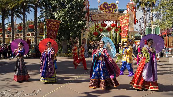 Disneyland Resort, Disney California Adventure, Paradise Pier, Paradise, Pier, Lunar New Year, Lunar, New, Year, Rooster, Mulan, Mushu, Celebration