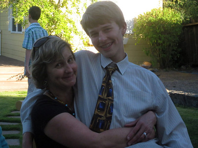 Denali's Middle School Graduation