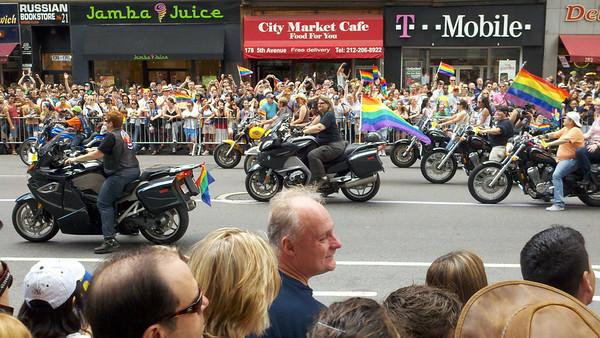 New York City Gay Pride Parade 2011