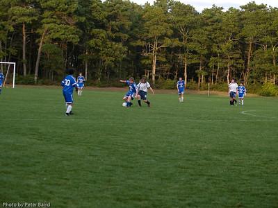 Oct 06 2008 - Home Game against Wareham