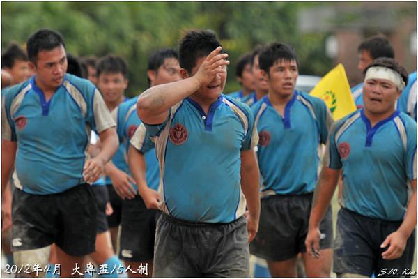 2012大專盃15s-甲組-長榮大學vs台北體院(CJU vs TPEC)