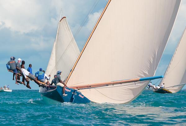 Bahamian Sloops