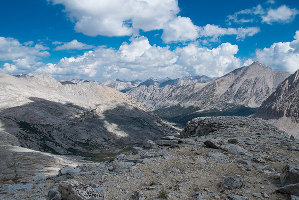 Day 16 - Over Forester Pass to Wright's Creek