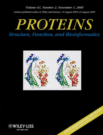 Proteins Cover
