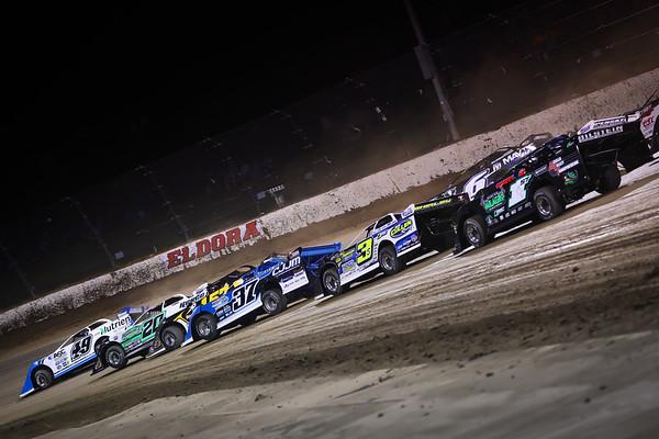 Dirt Late Model Dream XXVII at Eldora Speedway