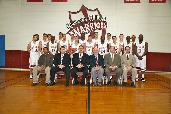 Men's Varsity Basketball