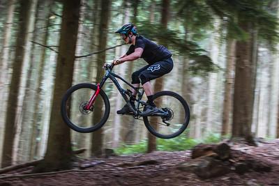 Redlands & Leith Mountain Biking