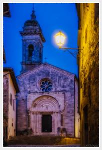San Quirico d'Orcia, Italy, 2015