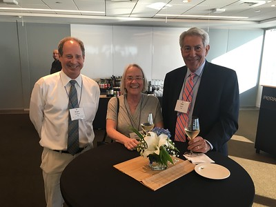 May 15, 2018 - Meet the Dean in Seattle