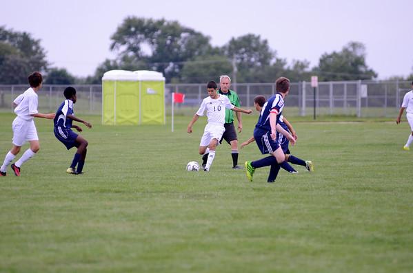 OE Soccer Season 2014